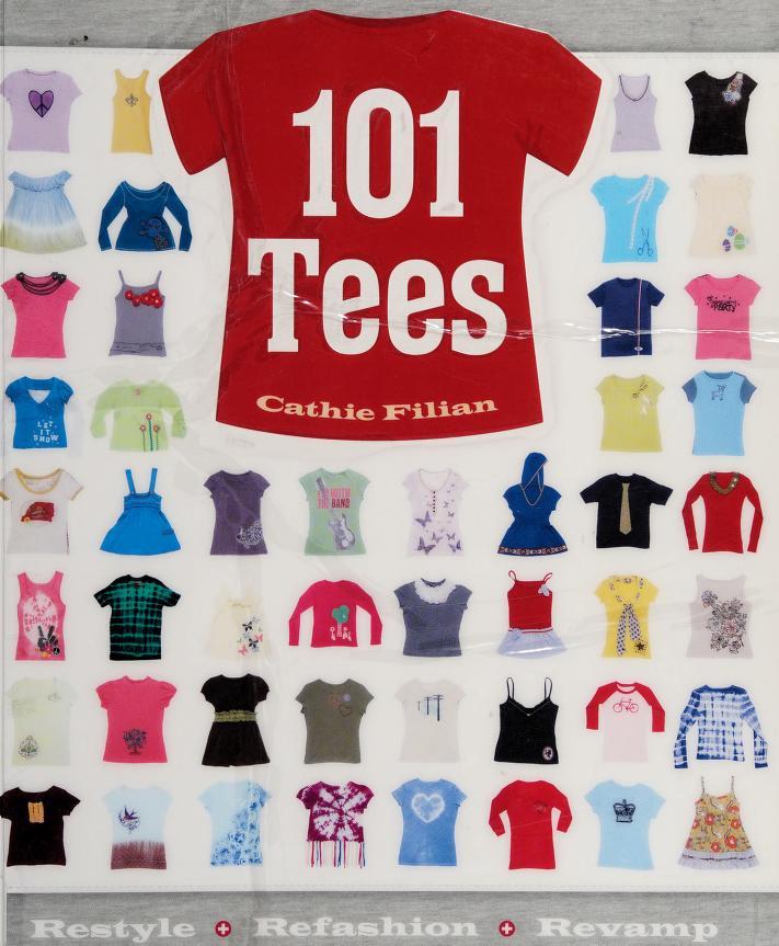 101 tees by Cathie Filian