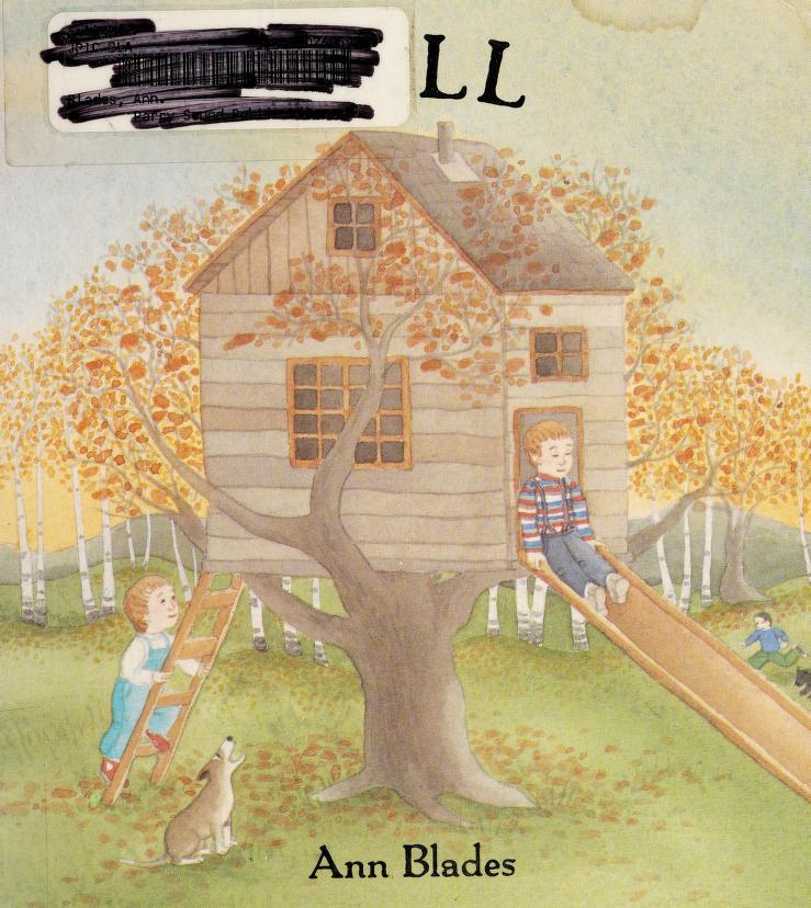Fall by Ann Blades
