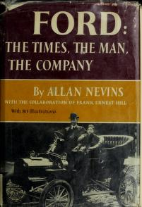 Ford by Allan Nevins